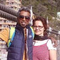 Angie & Nakul Dey