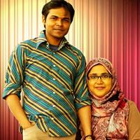 Kamrun Dalia & Anisul Hoque