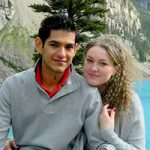 Raman and Aliya