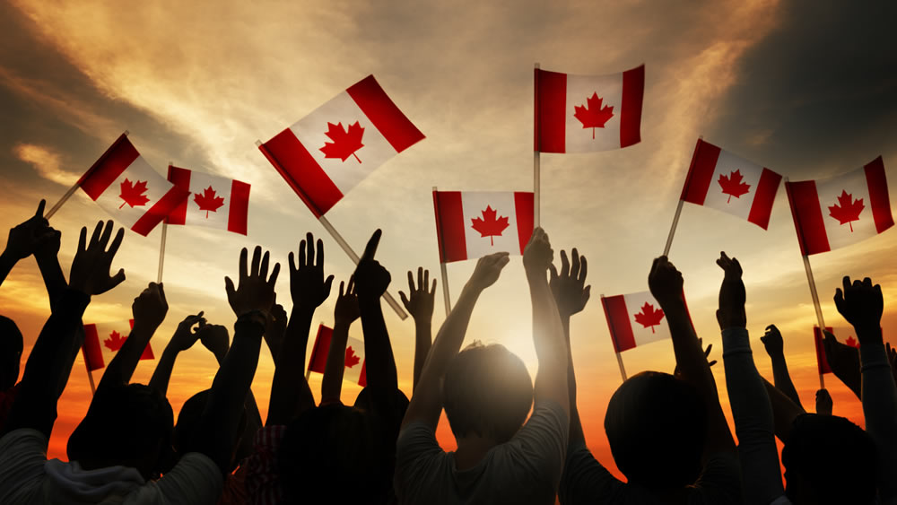 Draw #107: A new mark to the Canadian Immigration History